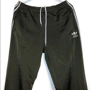 Olive Green Adidas Pants Size L